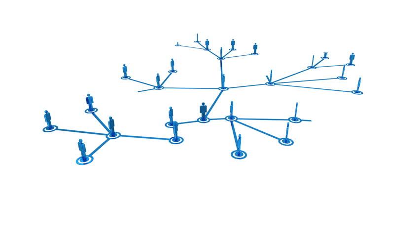 Network growing loop   Shutterstock HD Video #2100374
