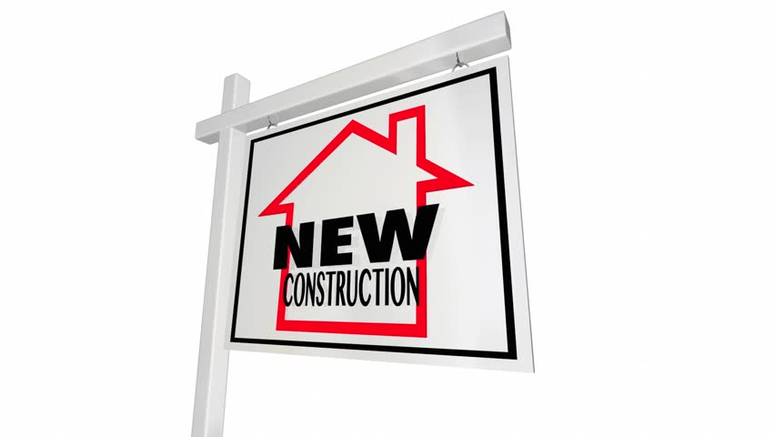 Image result for new construction sign