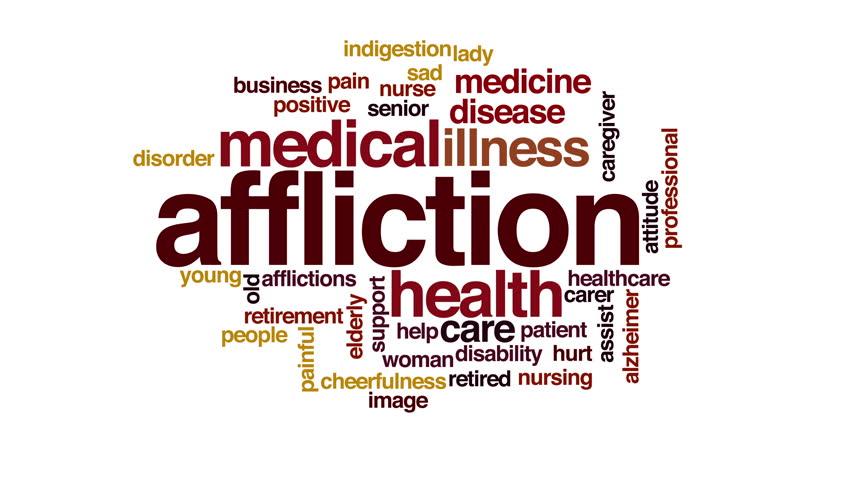 Header of Affliction