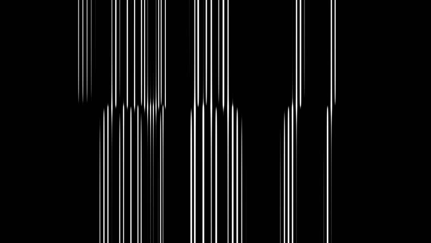 Lines 3D Background