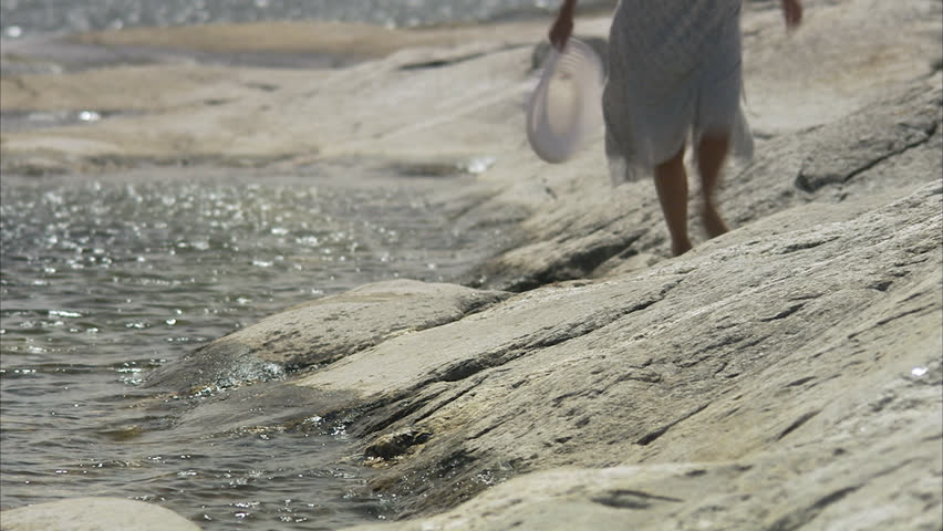 Image result for picture of a homeless lady at the beach