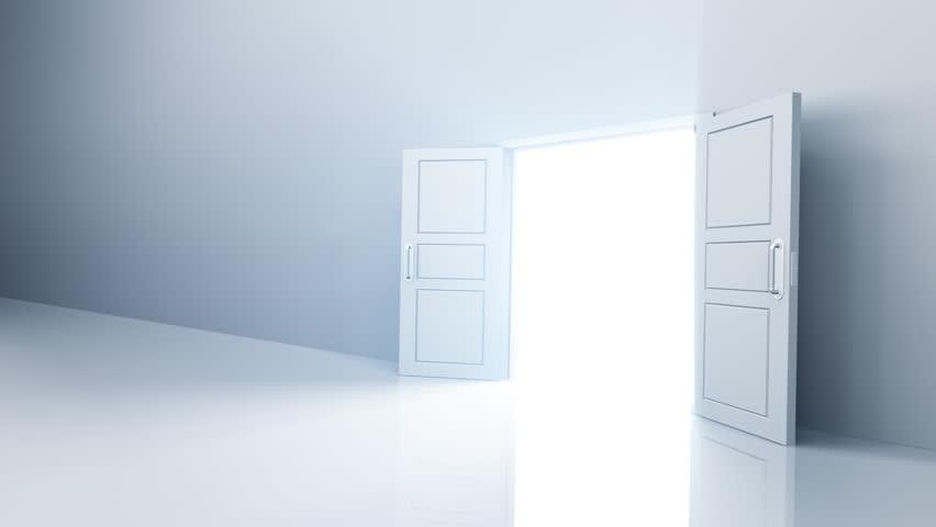 Door Opening - HD stock video clip & Door Opening Loop. Stock Footage Video 2512514 - Shutterstock pezcame.com