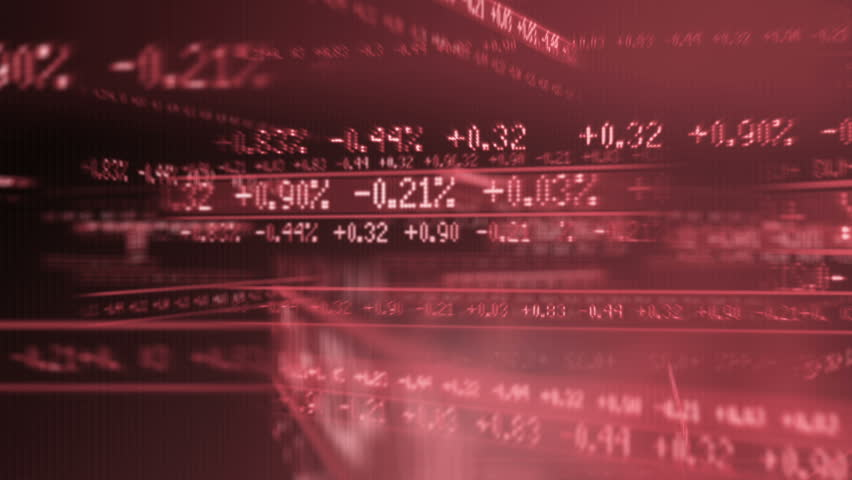 Trading figures as seen on Stock Market   Shutterstock HD Video #2539526