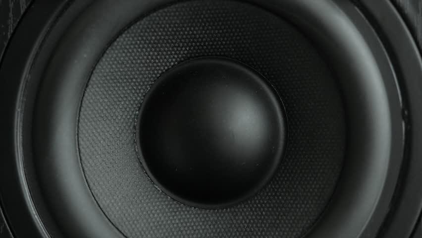 Loud Speaker in Action