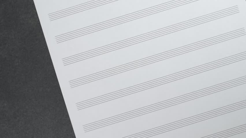 music paper Free high-quality blank music paper in for you to print out on your printer (pdf format).