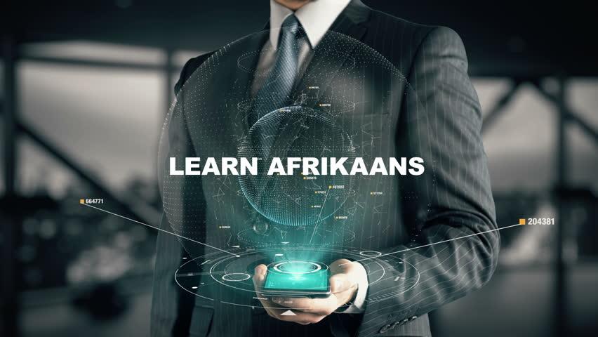 Header of Afrikaans