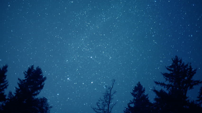 Stars Sky Turning Space Astrophotography Time Lapse  | Shutterstock Video #2688536