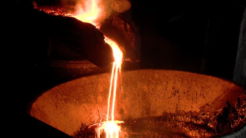 Metallurgy / Ferroalloys processing plant.