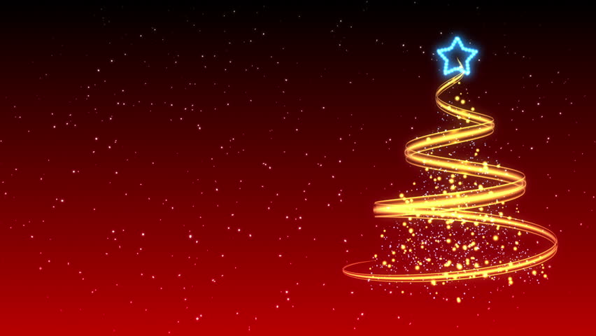 Christmas Tree Background - Merry Christmas 14 (HD) | Shutterstock HD Video #2794786