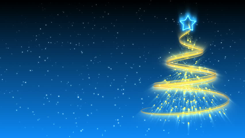 Christmas Tree Background - Merry Christmas 17 (HD) | Shutterstock HD Video #2799559