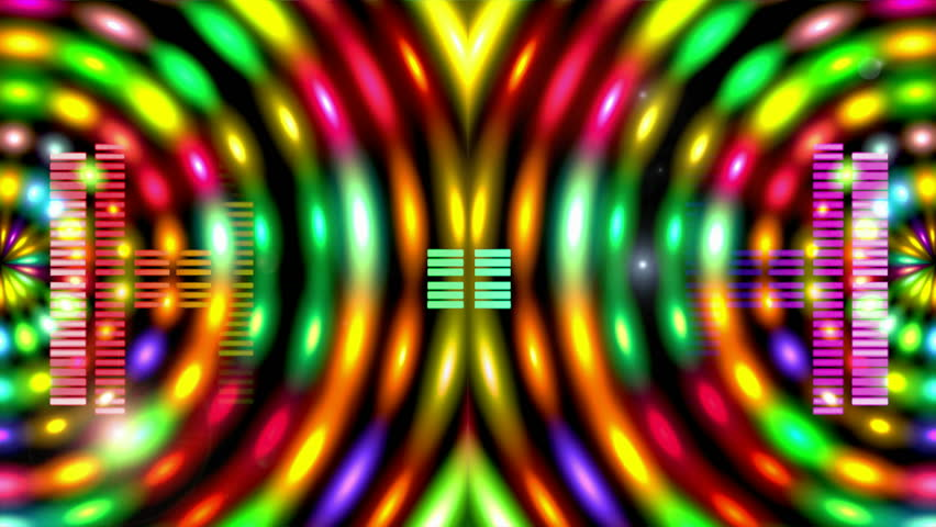 Music video clip bacground ( Color Series 3 - Version from 1 to 20 )
