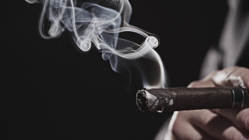 Cigar Stock Footage Video - Shutterstock