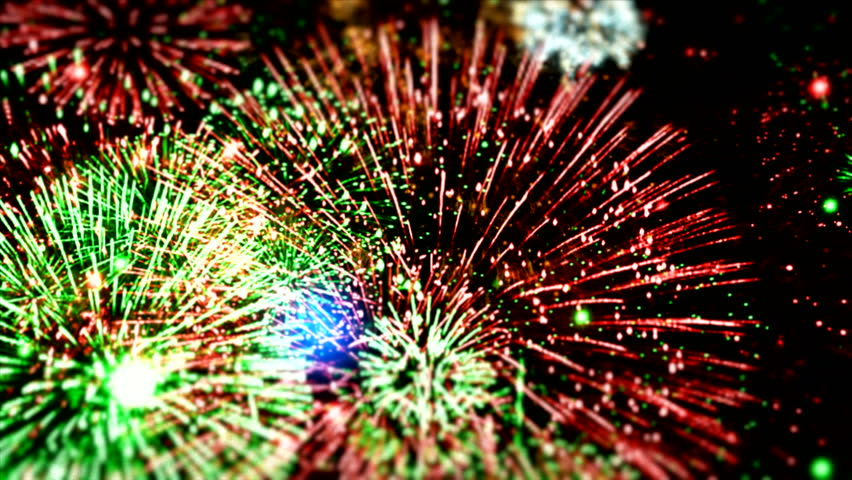 Fireworks 2 Stock Footage Video 1983271 - Shutterstock