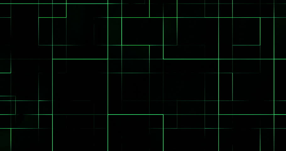 abstract digital vertical and horizontal electric green lines background, pattern texture technology