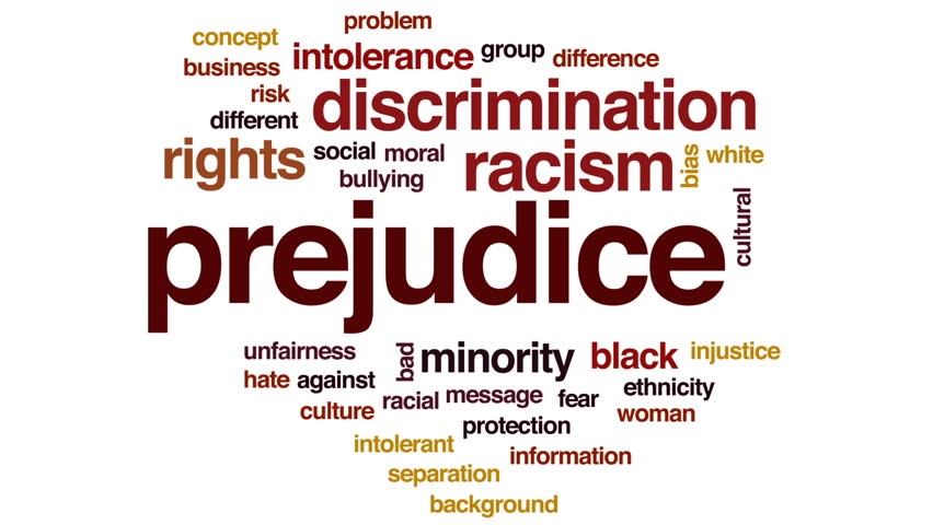 discrimination against minority groups How can the answer be improved.