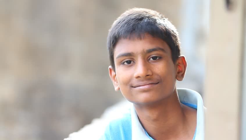 Indian Teen Boy Expressions Video Stock Footage Video 2991292 - Shutterstock-2063
