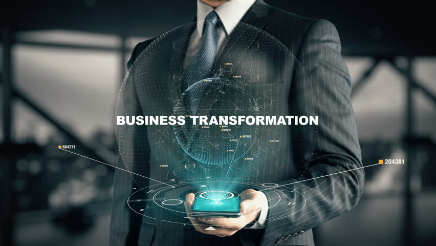 Businessman with Business Transformation | Shutterstock HD Video #30152779