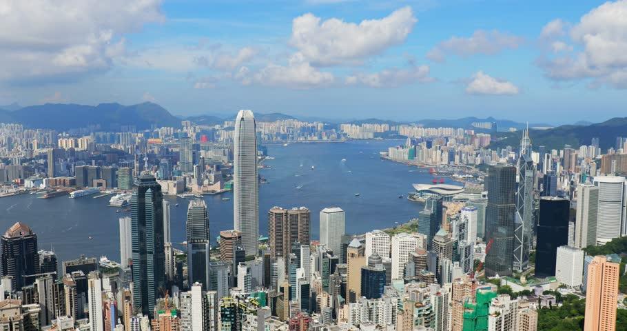Hong Kong peak  | Shutterstock HD Video #30159538