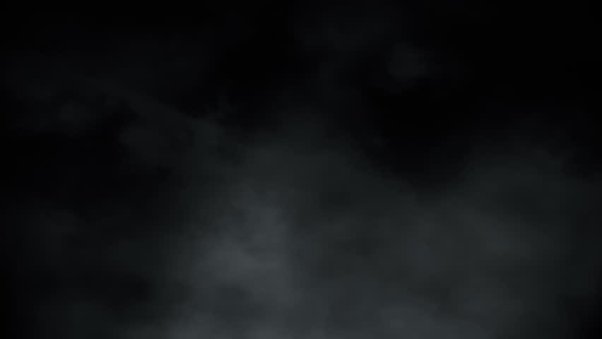 Dark Smoke Backgrounds Loop