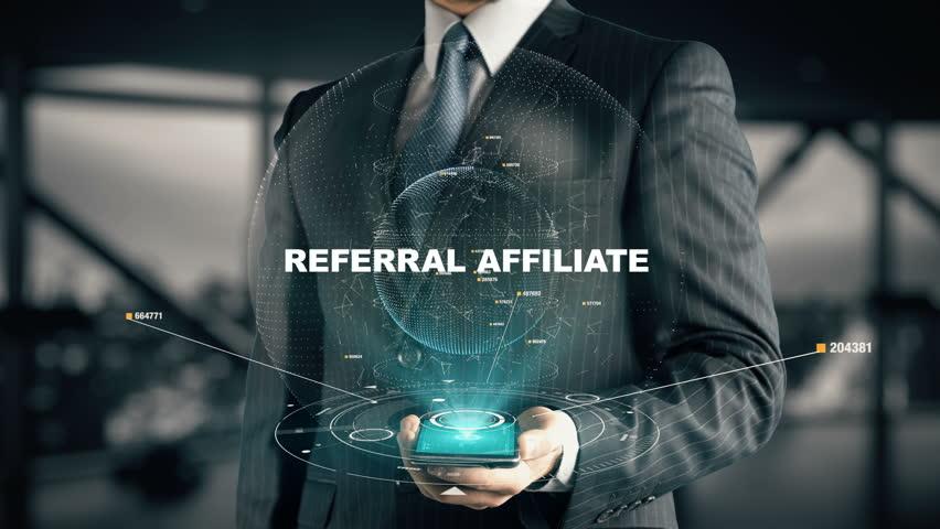 Header of affiliate