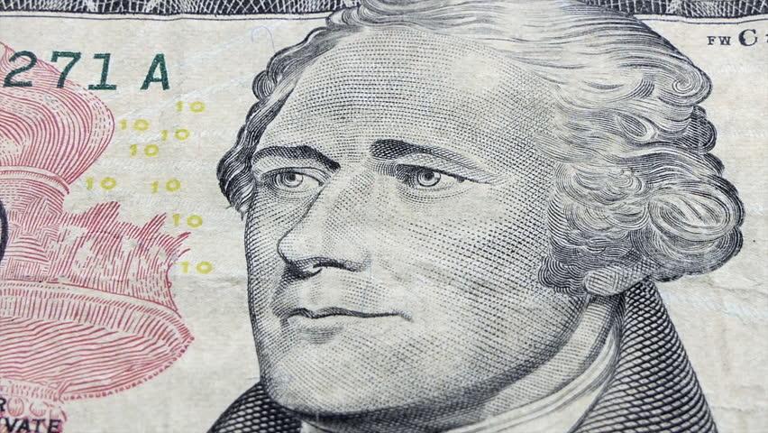 Header of Alexander Hamilton
