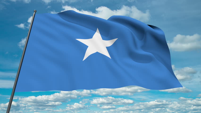 Somalia's flag adopted on 12/10/1954 - Somali blog - somalimind.com