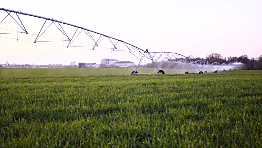 the importance of water in field crops Some irrigation methods irrigation is the the controlled application of water for agricultural purposes through manmade systems to supply water requirements not satisfied by rainfall.