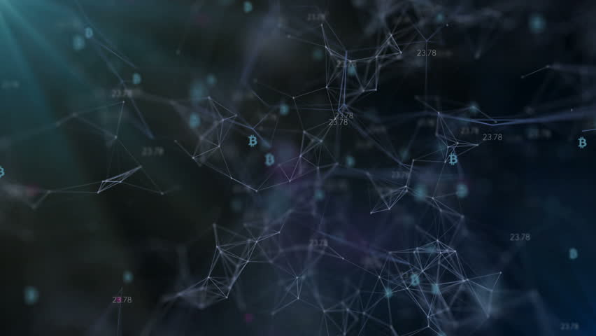 Bitcoin revolves in the world monetary system.cinematographic background. seamless loop. | Shutterstock HD Video #31259998