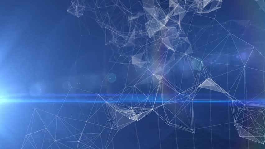 Plexus abstract technology and engineering background with original organic motion  | Shutterstock HD Video #31369822