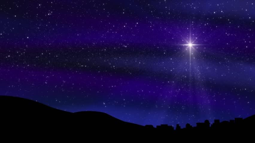 Bethlehem star stock footage video shutterstock