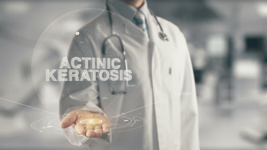 Header of Actinic Keratosis