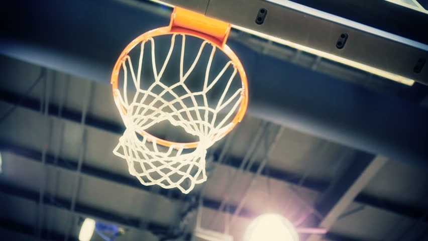 Basketball goal   Shutterstock HD Video #3197209