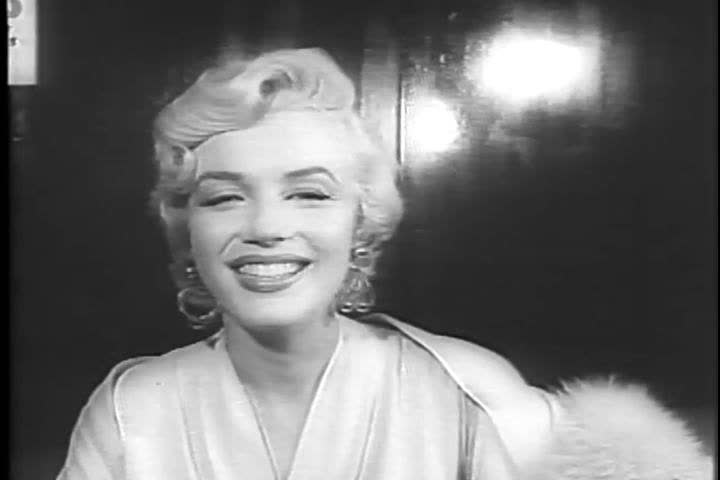 CIRCA 1960s - Marilyn Monroe dies at age 36 in August, 1962 after leading a glamorous and tumultuous life.