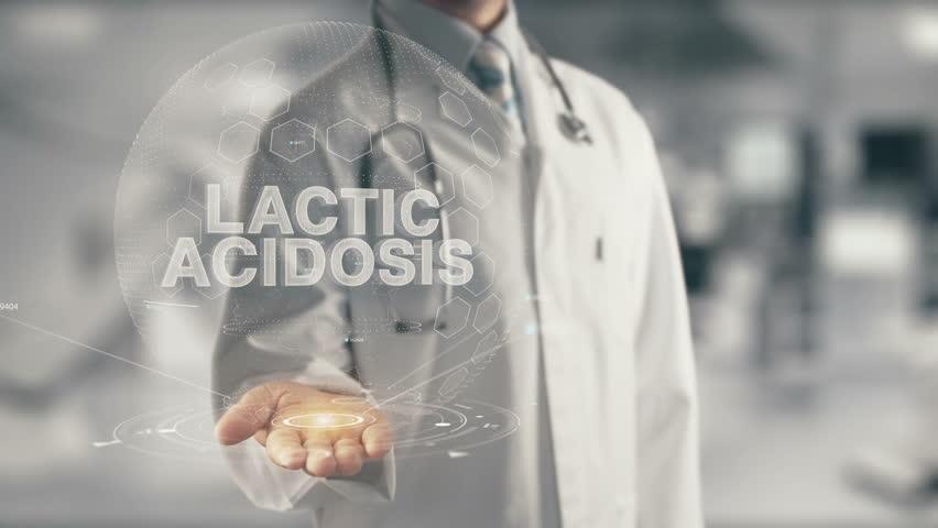 Header of acidosis