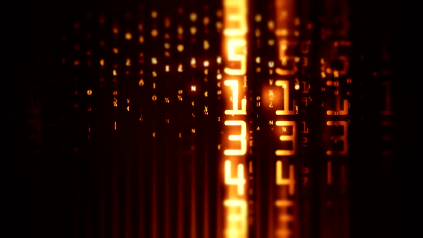 Data with Digital Art ( Series 1 - Version from 1...
