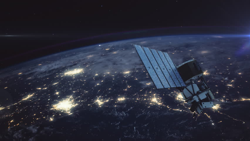 NASA ICON - The Ionospheric Connection Explorer. Highly realistic animation depicting the space agency's newest satellite launched in December 2017. 4K UHD. 16-bit color depth. Broadcast quality.    | Shutterstock HD Video #33430054