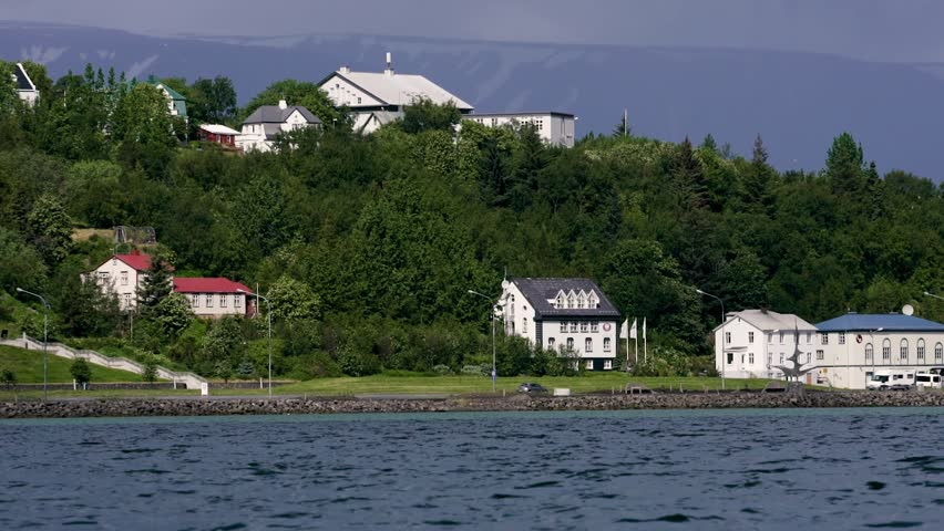 Header of Akureyri