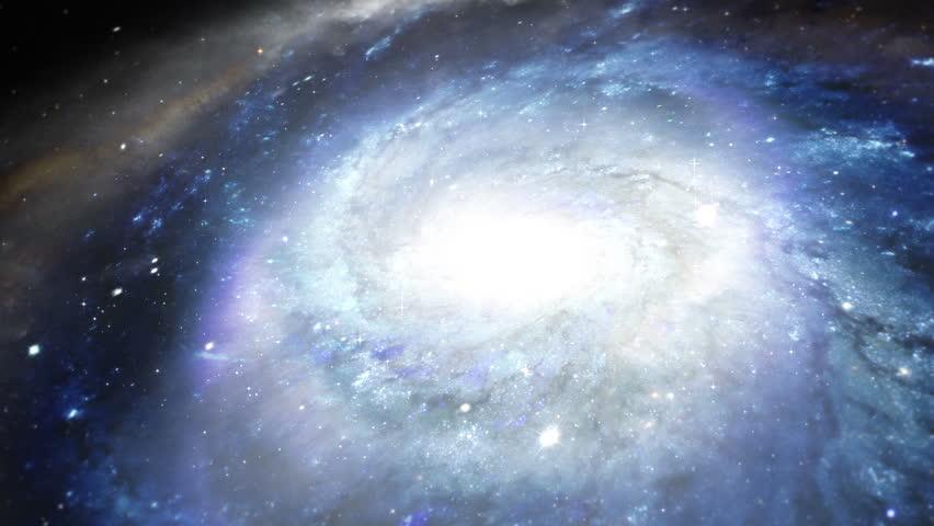 The Birth of a Galaxy | Shutterstock HD Video #3427100