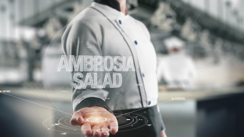 Header of Ambrosia