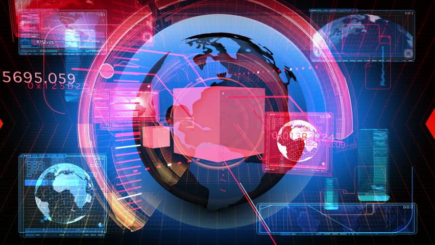 Digital Data Code Network Interface Technology