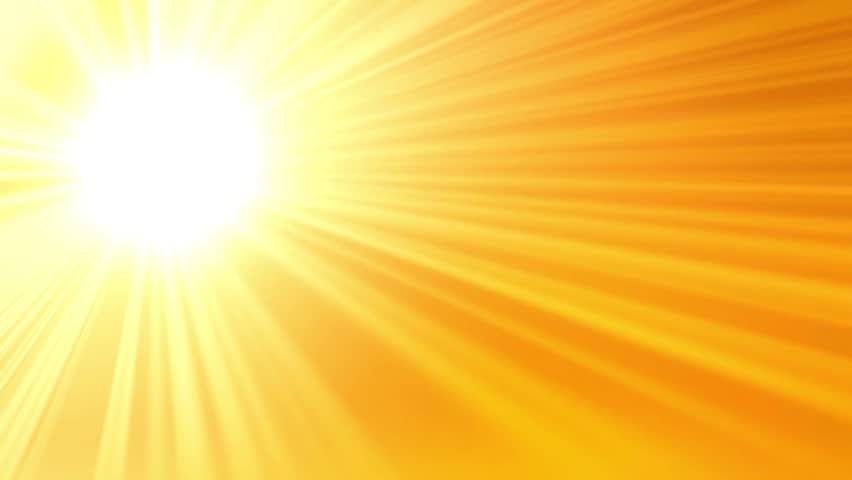 yellow rays vector - photo #43