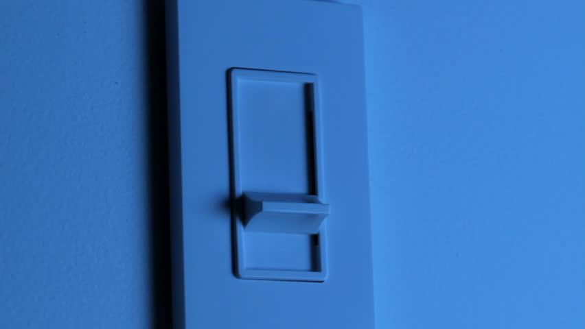 Adjusting Dimmer switch