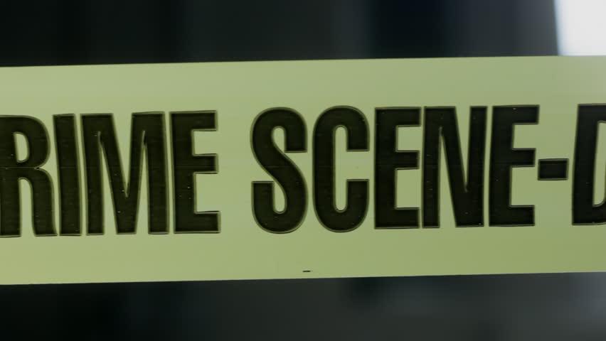 Crime Scene Tape, 2 scenes