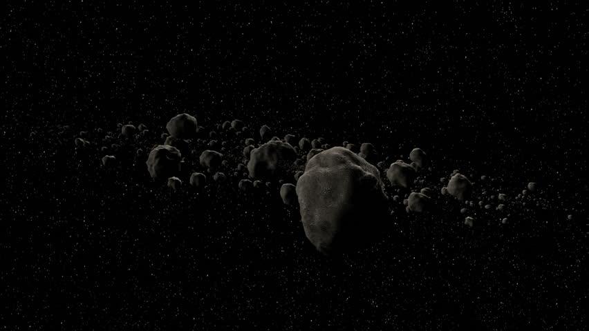 asteroid belt white background - photo #14