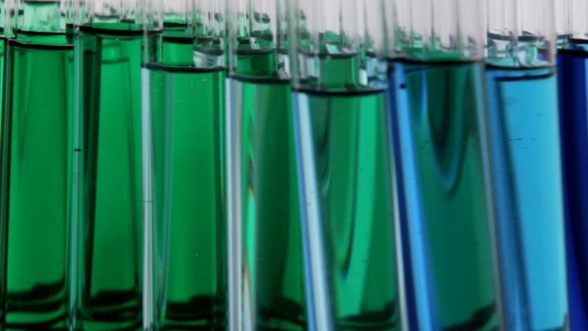 Biofuel in testubes