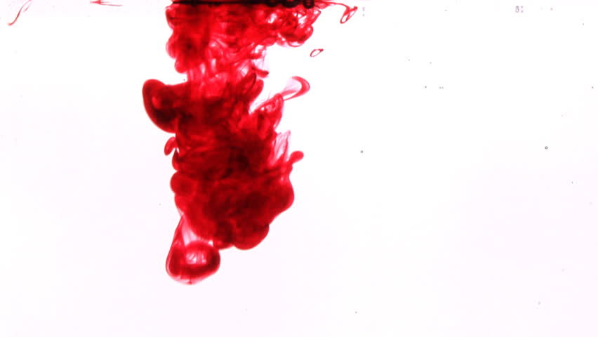 red ink like blood -#main