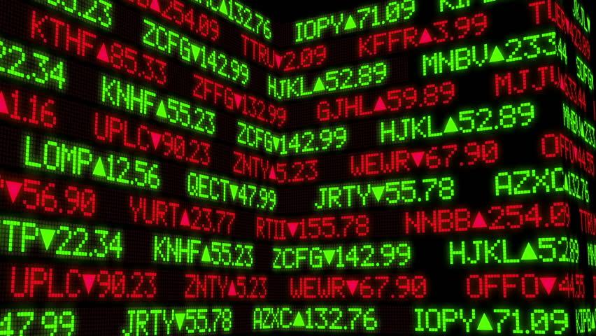 Stock Widget - The Portable Stock-Ticker-Gadget-Thingy from NASDAQ.com