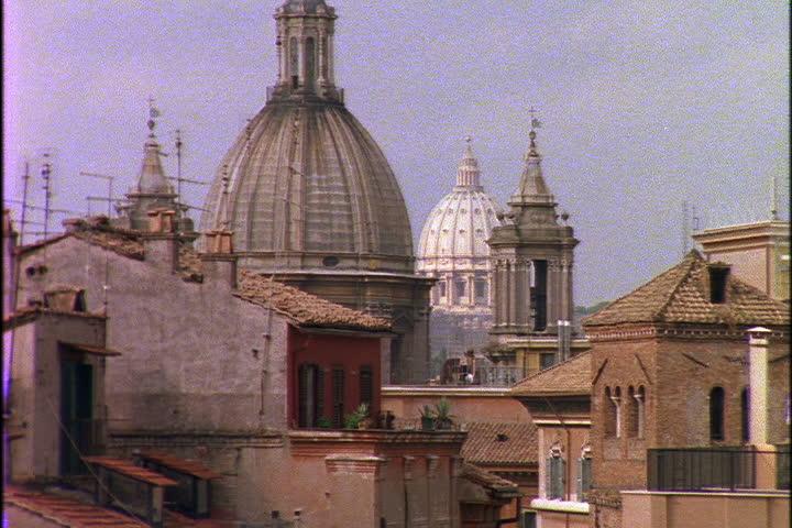 Roman Architecture Dome the colosseum, or coliseum, or flavian amphitheatre, in rome