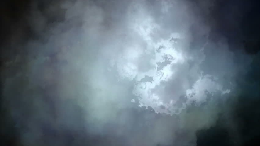 Animated Storm Cloud Fast Motion