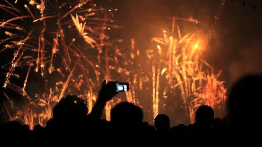 Firework, public, smartphones & tablets. Find similar clips in our portfolio.